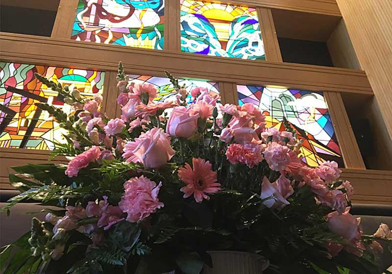Donate Shabbat Flowers Temple Solel